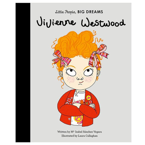 Little People, Big Dreams - Vivienne Westwood - Tea Pea Home