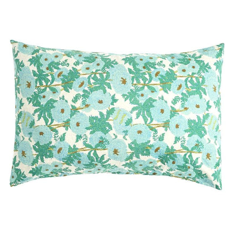 Society of Wanderers Pillowslip Set - Joan Floral - Tea Pea Home