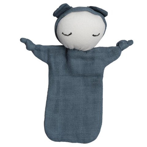 Fabelab Denmark Cuddle Doll - Blue Spruce - Tea Pea Home