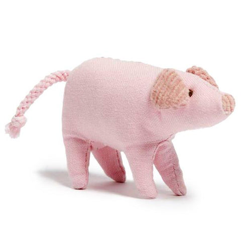 Mini Piglet Rattle - Tea Pea Home