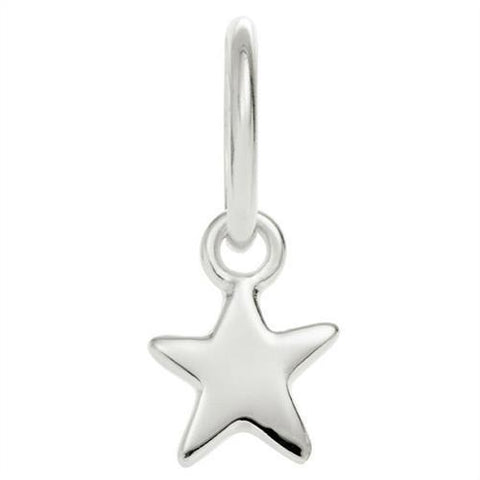 Little Kirstin Ash Charm - Little Star Sterling Silver