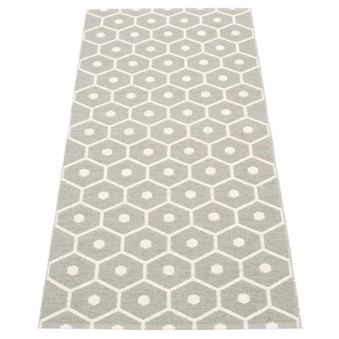 Pappelina Sweden Honey Mat - Warm Grey & Vanilla