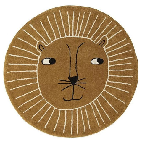 Oyoy Denmark Rug - Lion - Tea Pea Home