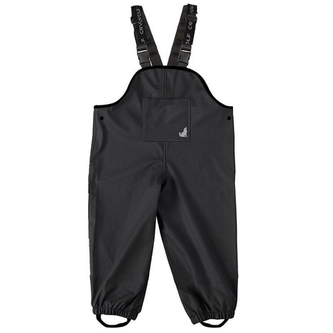 Crywolf Rain Overalls - Black - Tea Pea Home