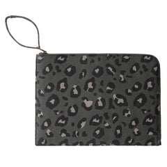 Sophie Tech Sleeve - Leopard - Tea Pea Home