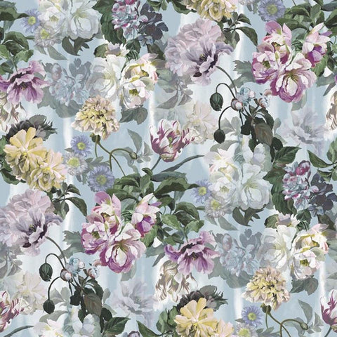 Designers Guild UK Wallpaper - Delft Flower Grande - Tea Pea
