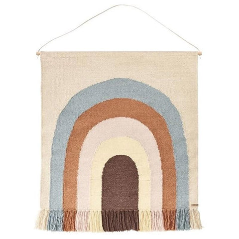 Oyoy Denmark Wall Rug - Follow the Rainbow - Tea Pea Home
