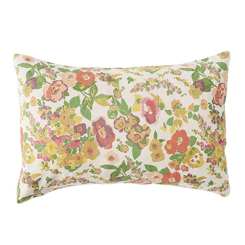 Society of Wanderers Pillowslip Set - Marianne Floral - Tea Pea Home