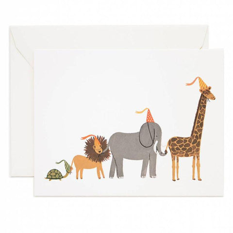 Rifle Paper US Card - Party Parade