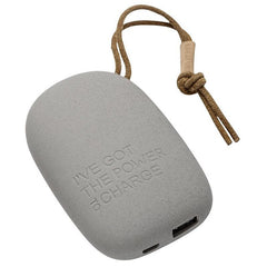 Kreafunk Denmark Tocharge Charger - Grey - Tea Pea