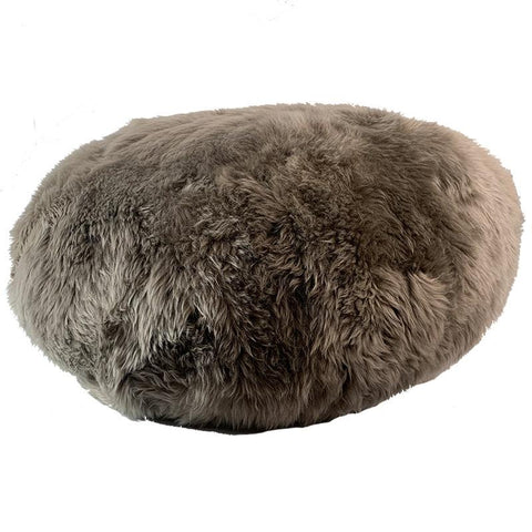 Sheepskin Ottoman - Vole - Tea Pea Home