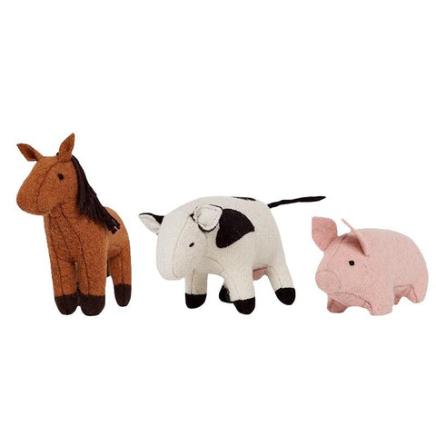 Olli Ella Holdie Folk Animal Set - Tea Pea Home