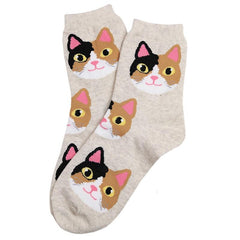 Cat Socks - Tea Pea Home