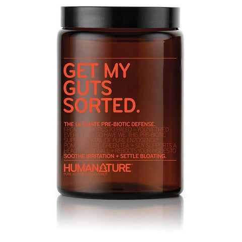 Humanature Supplement - Get My Guts Sorted