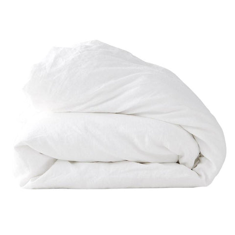 Society of Wanderers Duvet Cover - White