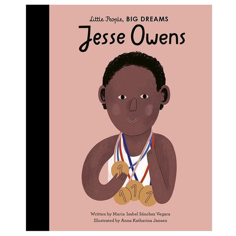 Little People, Big Dreams - Jesse Owens - Tea Pea Home