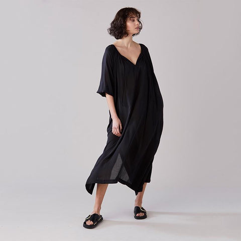 Laing Celeste Popover Dress - Tea Pea Home