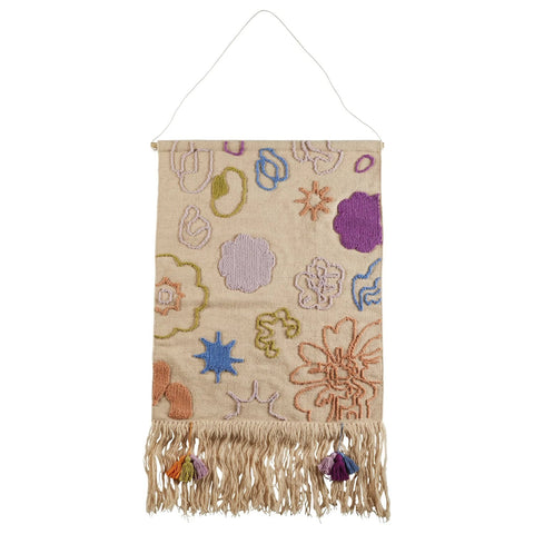 Sage x Clare Woven Wall Hanging - Pepin - Tea Pea Home