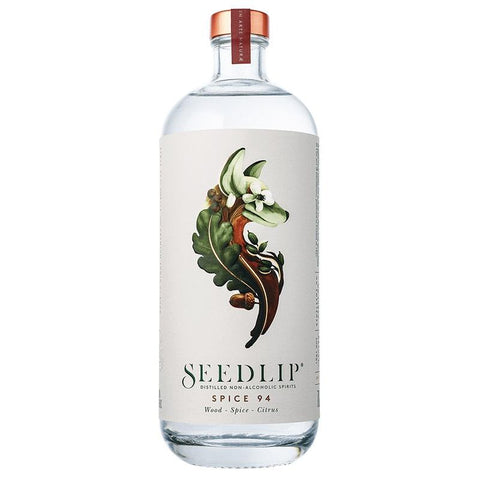 Seedlip UK Distilled Non-Alcoholic Spirits - Spice 94 - Tea Pea Home
