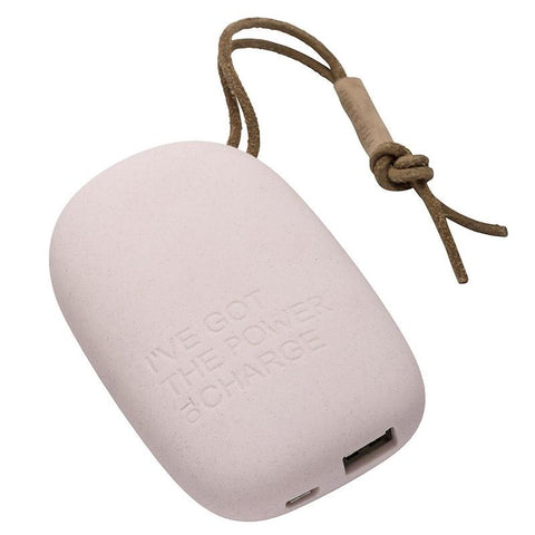 Kreafunk Denmark toCHARGE Powerbank Charger - Dusty Pink - Tea Pea Home