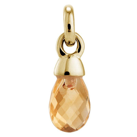 Kirstin Ash Bespoke Gemstone - Citrine - Tea Pea Home