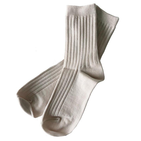 Le Bon Shoppe LA Her Socks - Porcelain - Tea Pea Home
