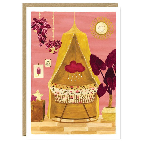 All The Ways To Say France Card - Girl's Bedroom - Tea Pea Home