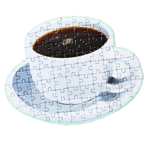 Areaware New York Little Puzzle Thing Jigsaw - Coffee - Tea Pea Home