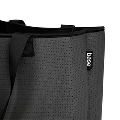 Base Go-to Base Bag - Charcoal - Tea Pea Home