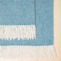 Hahei New Zealand Wool Throw - Tea Pea Home