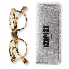 Izipizi France Reading Glasses - Collection C Tortoise - Tea Pea Home