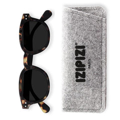 Izipizi France Sun Reading Glasses - Collection C Tortoise - Tea Pea Home