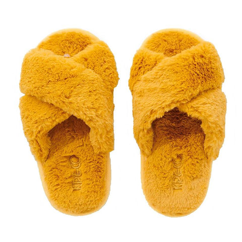 Kip & Co Kid's Slippers - Sunshine Yellow - Tea Pea Home