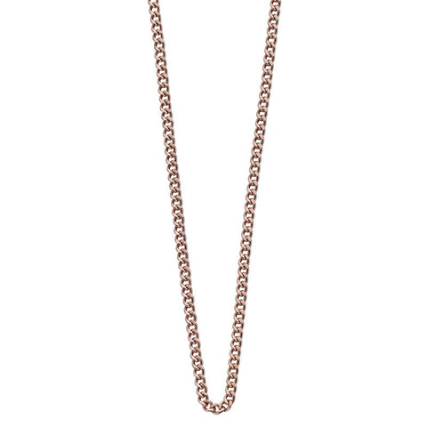 Kirstin Ash Bespoke Curb Chain - 18k Rose Gold Vermeil - Tea Pea Home