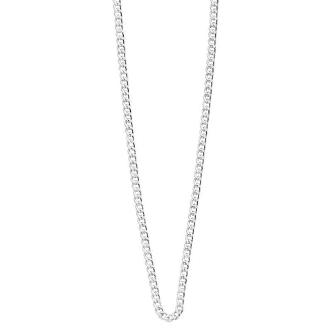 Kirstin Ash Bespoke Curb Chain - Sterling Silver - Tea Pea Home