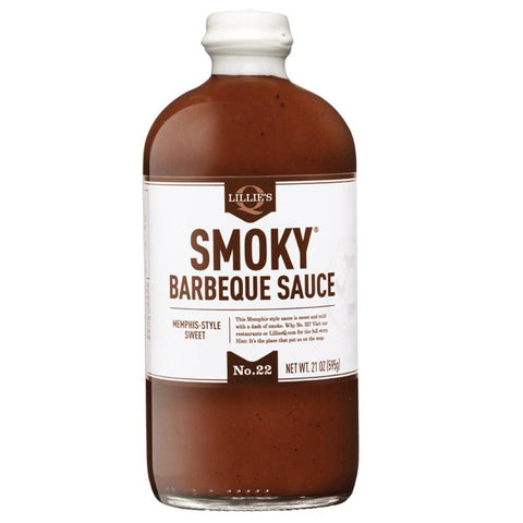 Lillie's Q US BBQ Sauce & Rub - Smoky