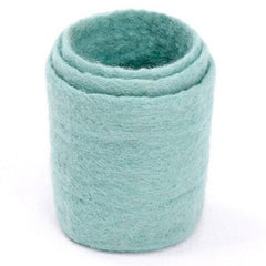Muskhane France Felt Nested Pots - Jade - Tea Pea Home