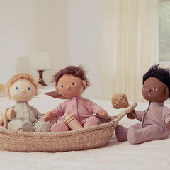 Olli Ella Dinkum Doll Nyla Basket - Tea Pea Home