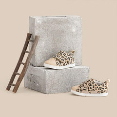 Pretty Brave Brooklyn First Walker Shoe - Leopard - Tea Pea Home
