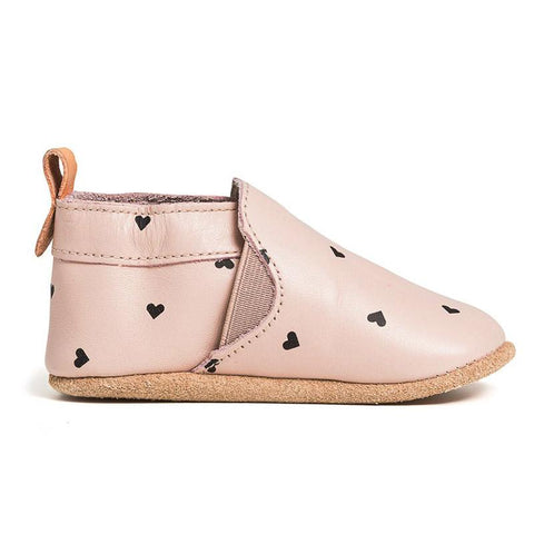 Pretty Brave Slip-On - Hearts - Tea Pea Home
