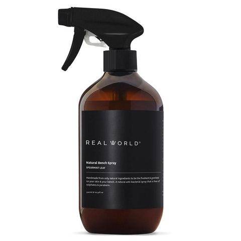 Real World NZ Bench Spray - Spearmint Leaf - Tea Pea Home