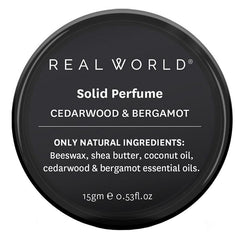 Real World NZ Solid Perfume - Tea Pea Home