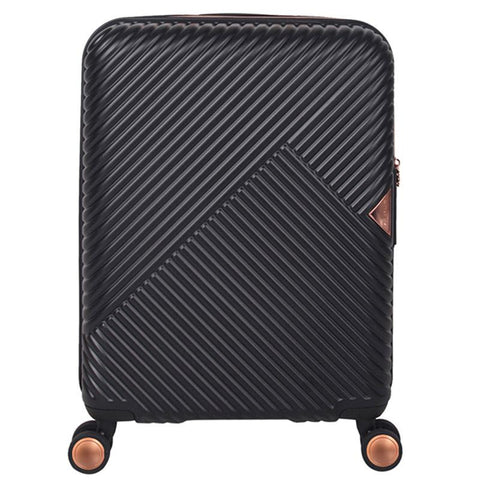 Saben Large Suitcase - Black - Tea Pea Home