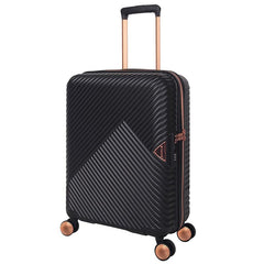 Saben Medium Suitcase - Black - Tea Pea Home