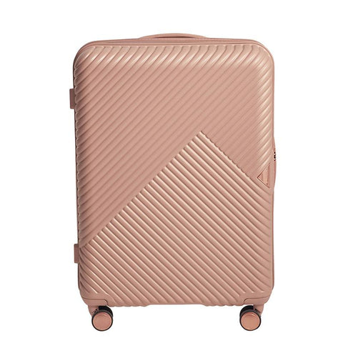 Saben Medium Suitcase - Dusky Rose - Tea Pea Home