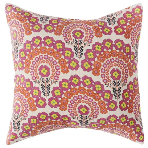 Society of Wanderers Cushion Cover - Gigi Floral - Tea Pea Home