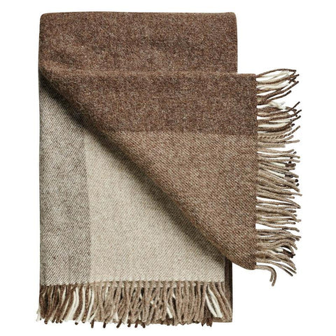 St Bathans New Zealand Wool Throw - Tea Pea Home