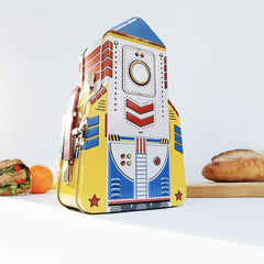 Suck UK Lunch Box - Rocket - Tea Pea Home