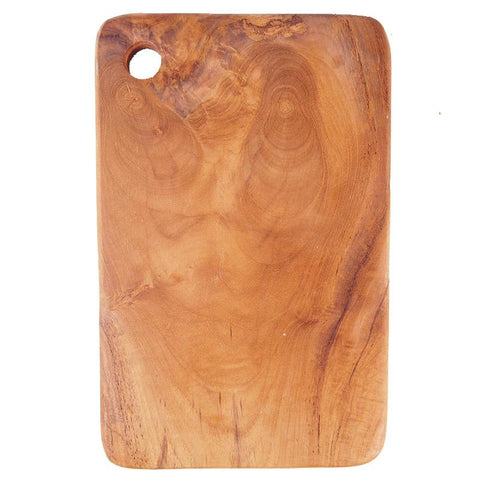 Tea Pea Home Teak Chopping Board / Platter - Small - Tea Pea Home