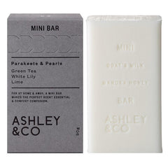 Ashley & Co Mini Bar Soap - Tea Pea Home